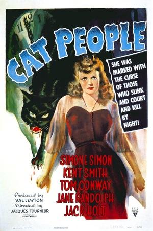 Фільм «Люди-коти» (1942)