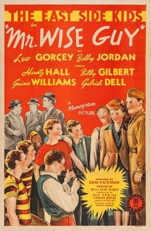 Фільм «Mr. Wise Guy» (1942)
