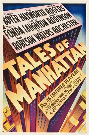 Фильм «Сказки Манхэттена» (1942)