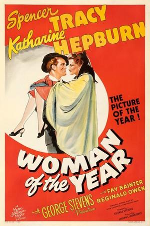 Фильм «Женщина года» (1941)