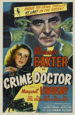 Фільм «Преступление доктора» (1943)