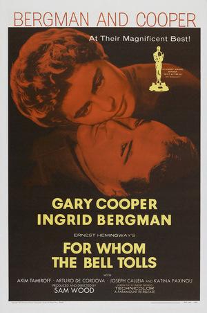 Фільм «По ком звонит колокол» (1943)