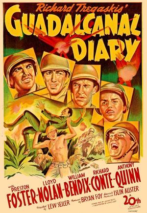 Фільм «Дневник Гуадалканала» (1943)
