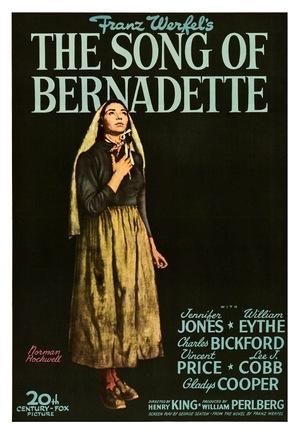 Фильм «Песня Бернадетт» (1943)