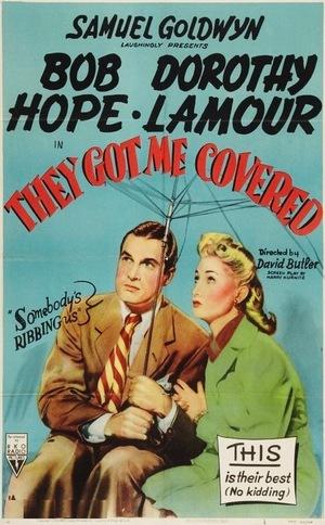 Фильм «Меня накрыли» (1943)