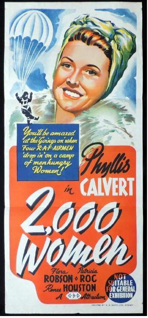 Фільм «2000 женщин» (1944)
