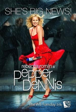 Серіал «Пеппер Деннис» (2006)
