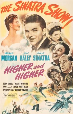 Фильм «Выше и выше» (1943)
