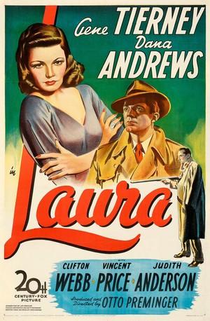 Фильм «Лора» (1944)
