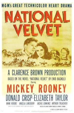 Фильм «Национальный бархат» (1944)