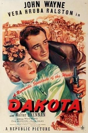 Фильм «Дакота» (1945)
