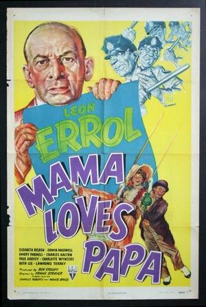 Фильм «Мама любит папу» (1945)