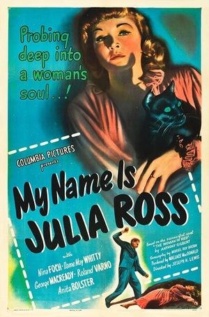 Фільм «Мене звати Джулія Росс» (1945)