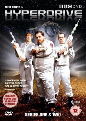 Сериал «Hyperdrive» (2006 – 2007)