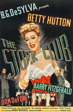Фильм «The Stork Club» (1945)
