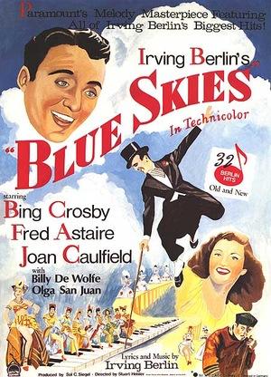 Фильм «Голубые небеса» (1946)