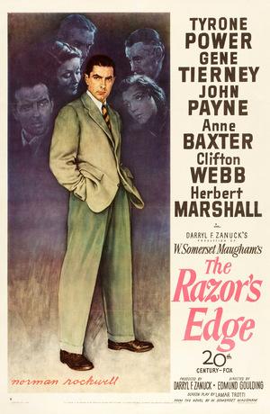 Фильм «На краю лезвия» (1946)