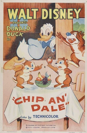 Мультфільм «Чіп і Дейл» (1947)