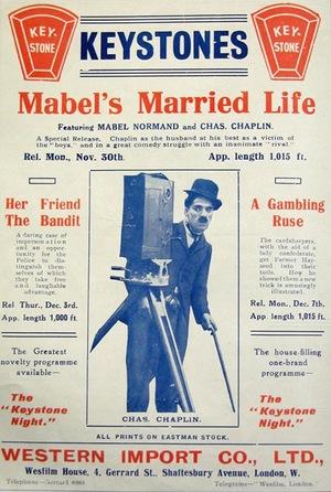 Фільм «Сімейне життя Мейбл» (1914)