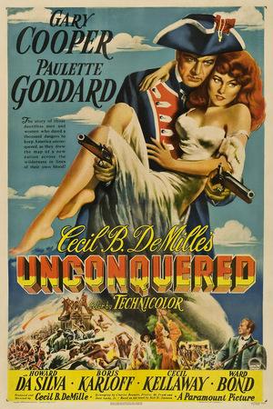 Фильм «Непобежденный» (1947)