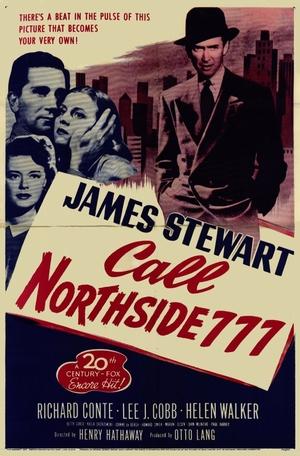 Фильм «Звонить Нортсайд 777» (1948)
