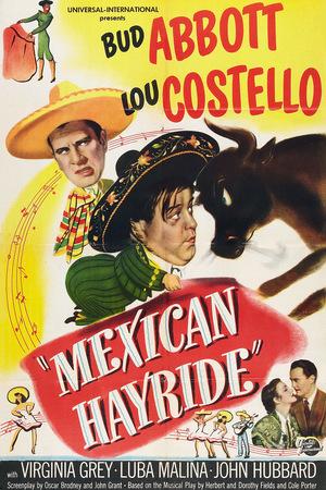 Фільм «Mexican Hayride» (1948)