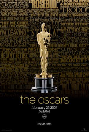 Фільм «79-я церемония вручения премии «Оскар»» (2007)