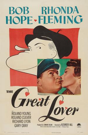 Фильм «Великий любовник» (1949)