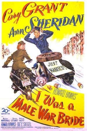 Фильм «Солдат в юбке» (1949)