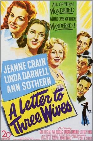 Фильм «Письмо трем женам» (1949)