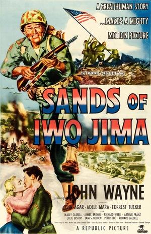 Фильм «Пески Иводзимы» (1949)