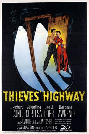 Фільм «Шосе крадіїв» (1949)