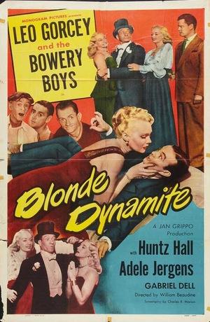 Фільм «Blonde Dynamite» (1950)