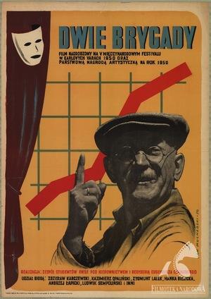Фільм «Две бригады» (1950)
