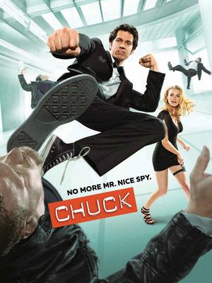 Сериал «Чак» (2007 – 2012)
