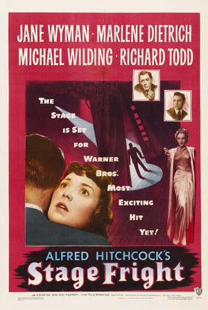 Фільм «Страх сцени» (1950)