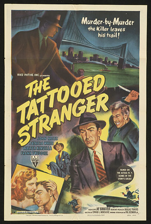 Фільм «Незнайомка з татуюванням» (1950)