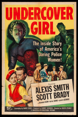 Фільм «Девушка под прикрытием» (1950)
