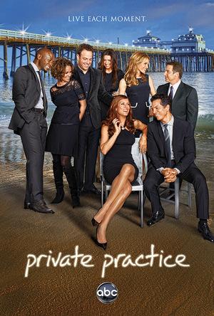 Серіал «Приватна практика» (2007 – 2013)