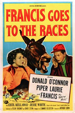 Фильм «Френсис на скачках» (1951)