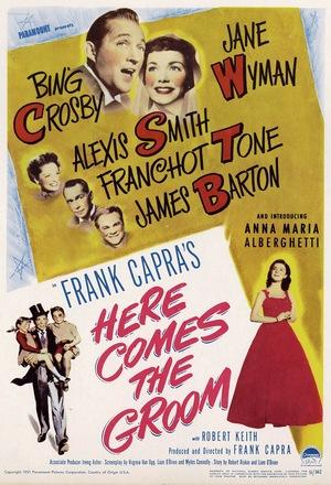 Фильм «Жених возвращается» (1951)