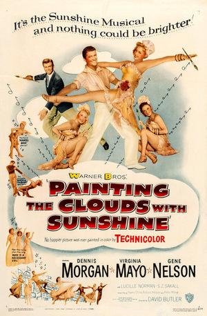 Фильм «Рисуя облака и солнечный свет» (1951)