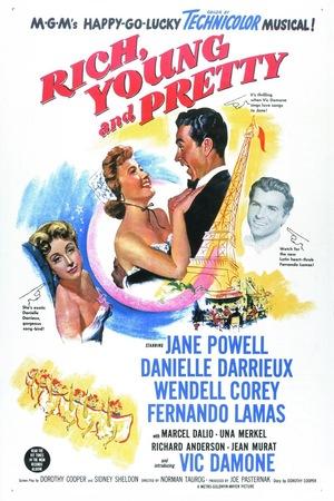 Фильм «Богатые, молодые и красивые» (1951)