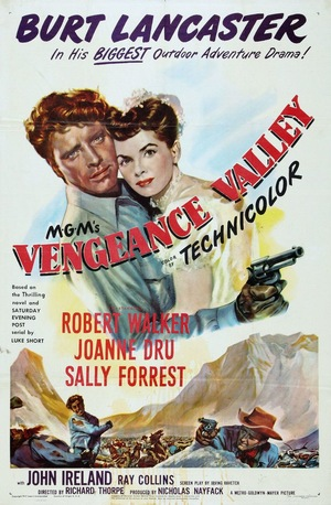 Фильм «Долина мести» (1950)