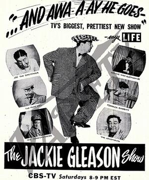 Серіал «Джекі Ґлісон. Шоу» (1952 – 1973)