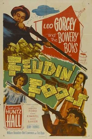 Фільм «Feudin' Fools» (1952)