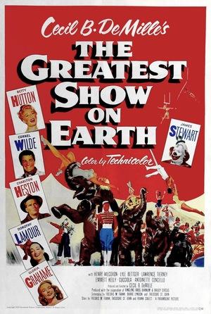 Фильм «Величайшее шоу мира» (1951)