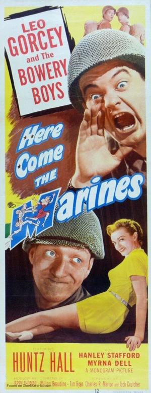 Фільм «Сюда приезжают морской пехоты» (1952)