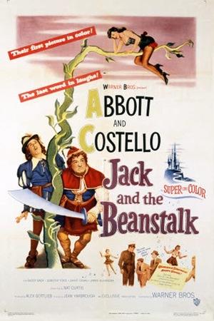 Фільм «Джек и бобовый стебель» (1952)