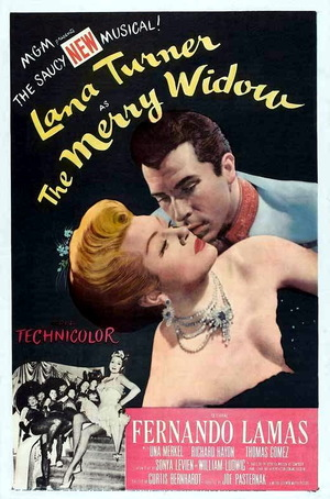 Фильм «Веселая вдова» (1952)